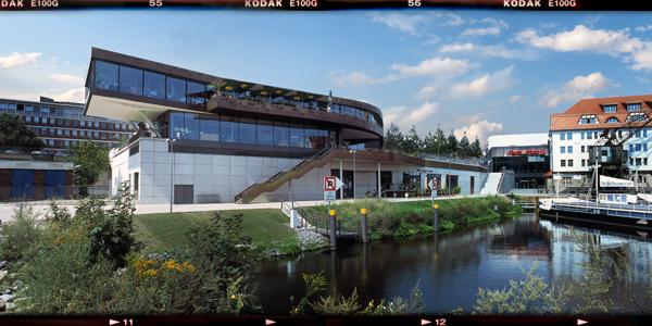 tempelhofer hafen - 6x12 panorama