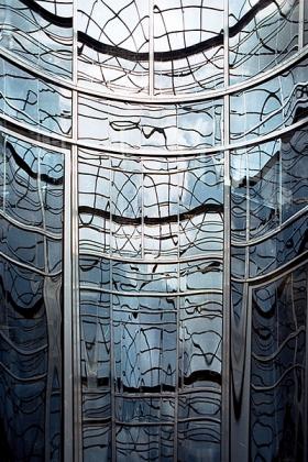 Lichtschacht in der Galerie Lafayette | Jean Nouvels - © bildraum-f | fotografie