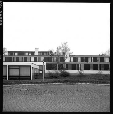 Zentraler Dorfplatz Studentendorf Schlachtensee - © bildraum-f | fotografie