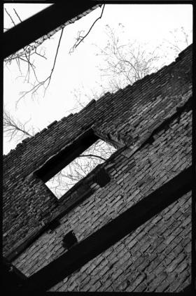 Totes Fenster, Ruine Wiesenburg - © bildraum-f | fotografie