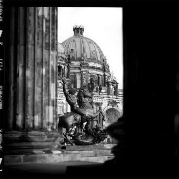 Berliner Dom | gesehen vom Alten Museum - © bildraum-f | fotografie