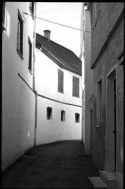 Munderkingen - Altstadt, Blick in die Richtung Kirchgasse. - © bildraum-f | fotografie