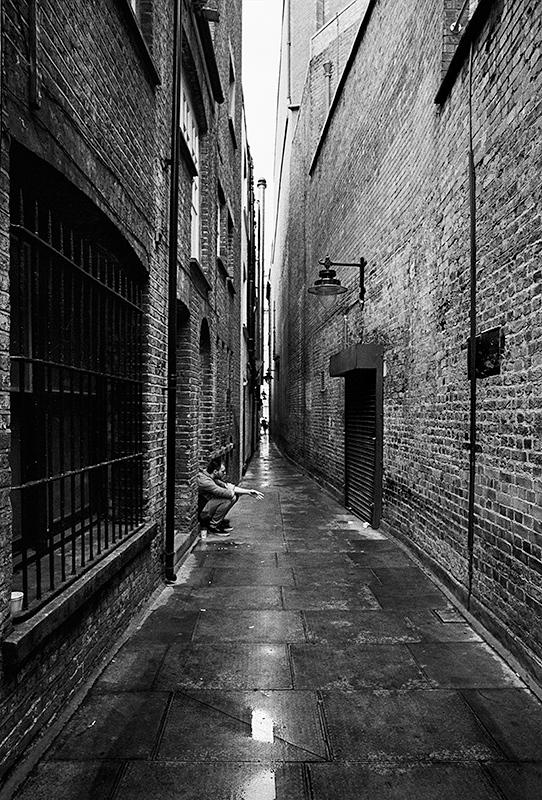 Brydges Place - schmalste Gasse Londons - © bildraum-f   fotografie