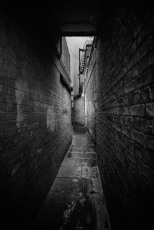 Catherine Wheel Ally - Verborgenes London - © bildraum-f | fotografie