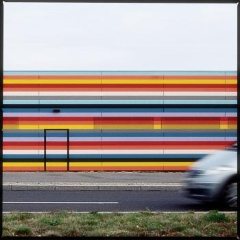 Alltag in ... (Berlin)    Kein schöner Land, architektonische Realität in suburbanisierten Räumen - © bildraum-f   fotografie