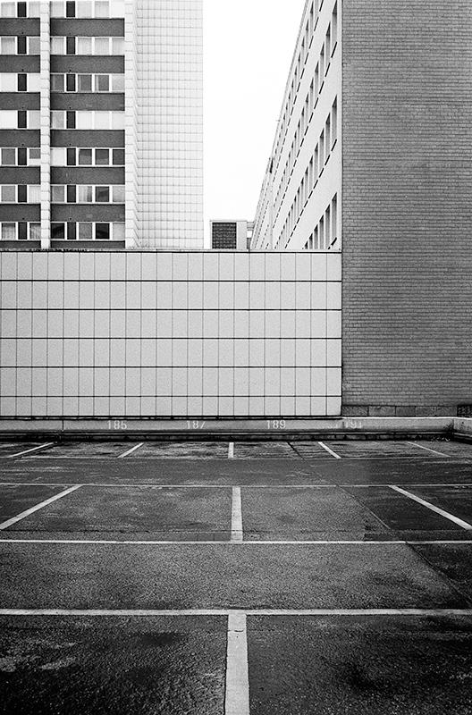 Was am Ende bleibt, Nachkriegsmoderne Architektur - © bildraum-f | fotografie