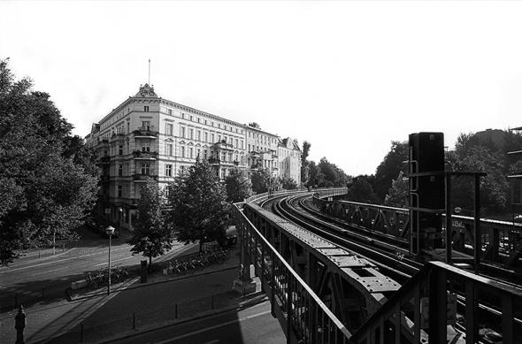 U-Bahnhof Schlesische Strasse in Berlin Kreuzberg - © bildraum-f | fotografie