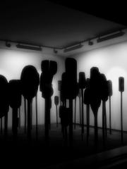 Abstrake Kunst - Spigelwelt der Berliner Kunst - © bildraum-f | fotografie