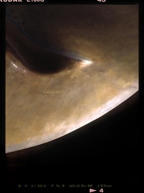 02 Large Divided Oval: Butterfly, Henry Moore, 1958, Bronze, Haus der Kulturen der Welt, Kongreßhalle Berlin