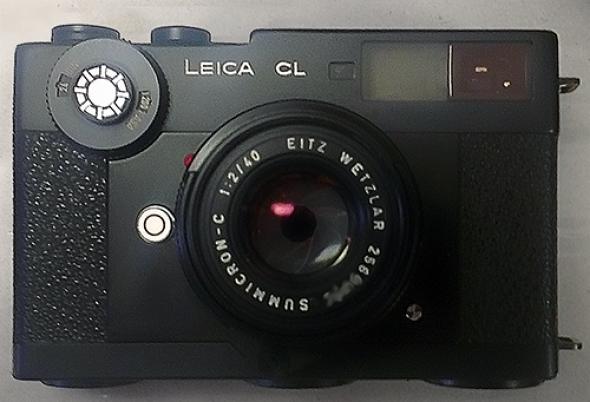 Leica CL mit Leitz-Wetzlar Summicron-C 40mm f/2 - © bildraum-f | fotografie