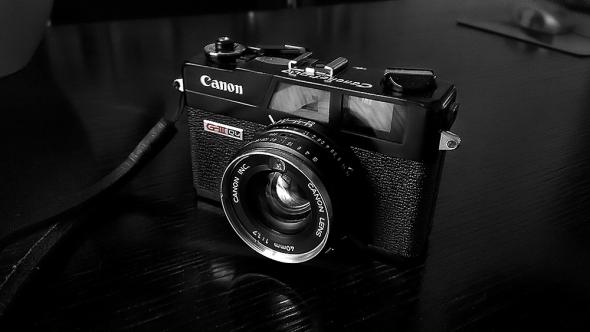 Canon Canonet GIII QL17, Canon 40 mm f1.7 - © bildraum-f   fotografie
