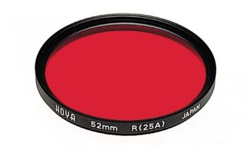 R(25A) Red Filter © HOYA Filter