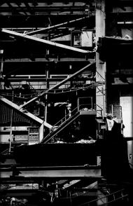 03 VEB Elektrokohle Lichtenberg | Industrieruine