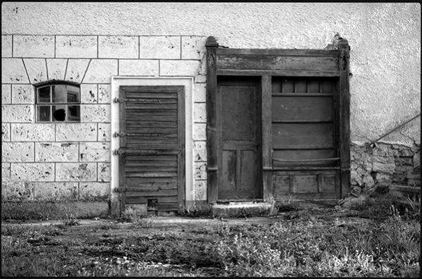 Landflucht | Verlassene Bäckerei in Rottenacker - © bildraum-f | fotografie