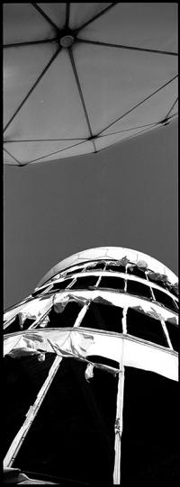 Radardom auf der NSA Field Station Teufelsberg Berlin, Frühjahr 2012 - © bildraum-f   fotografie