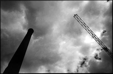 Himmel über Berlin | Köpenicker Straße, Berlin Kreuzberg - © bildraum-f | fotografie