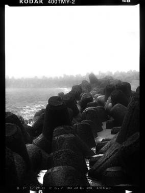 Tetrapoden, Hörnum Sylt 01  - © bildraum-f | fotografie