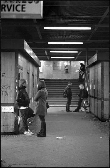 Situativer Raum 01 | Görlitzer Bahnhof - © bildraum-f | fotografie