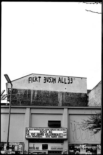 Kreuzberg Grafitti | Cuvrystraße - © bildraum-f | fotografie