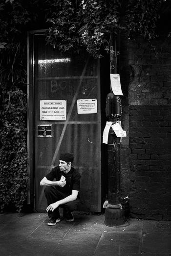 Nachtschicht, Stoney St, London SE1 - © bildraum-f   fotografie