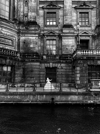 White Wedding - Berliner Dom, Museumsinsel Berlin  - © bildraum-f | fotografie