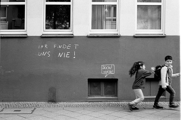 Kreuzberger Geheimversteck - © bildraum-f | fotografie