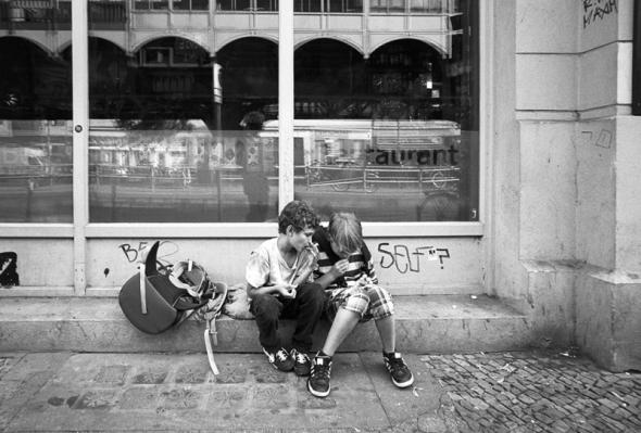 Skalitzer Strasse - (k)eine Spielwiese für Kinder - © bildraum-f | fotografie
