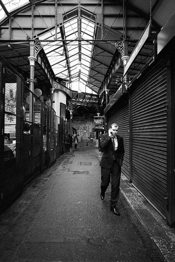 Markt und Märkte; London Southwark, Borough Market - © bildraum-f | fotografie