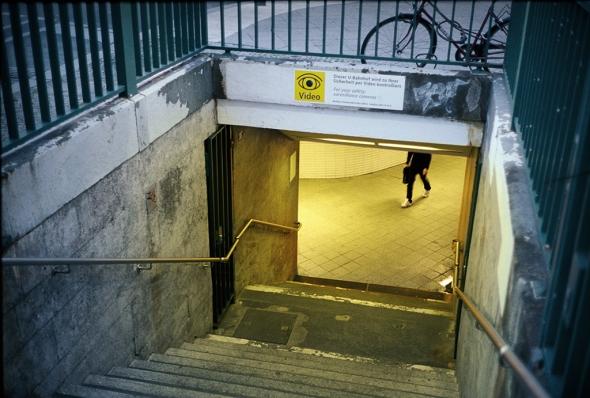 Berliner Untergrund am Kreuzberger Moritzplatz - © bildraum-f | fotografie