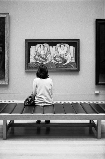 Tate Britain - The Cholmondeley Ladies - © bildraum-f   fotografie