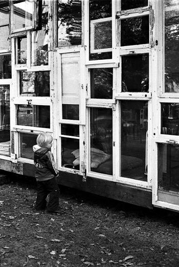 Traumhaus - Sperrholz mit Geschichte - © bildraum-f | fotografie