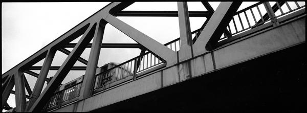 Hochbahn Kreuzberg - © bildraum-f | fotografie