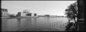 Hasselblad XPan, Nikon AIs Adapter, PC-Nikkor 28mm f/3.5 Gesamtbild, Kreuzberg - © bildraum-f | fotografie