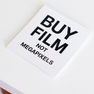 buy film not megapixel | (c) tokyo camera style
